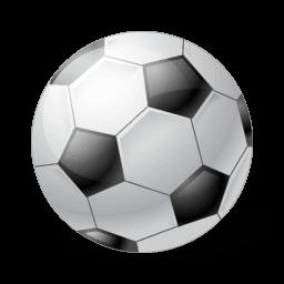 Ball über die Schnur