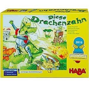 Diego Drachenzahn – Kinderspiel des Jahres 2010