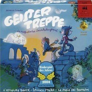 Geistertreppe – Kinderspiel des Jahres 2004