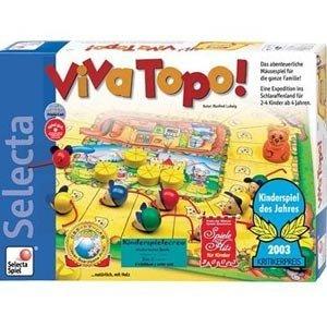 Viva Topo!  – Kinderspiel des Jahres 2003
