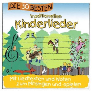Die 30 besten traditionellen Kinderlieder – mit Liedtexten und Noten