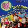 Fasching, Fastnacht & Karneval feiern mit Ein- bis Dreijährigen