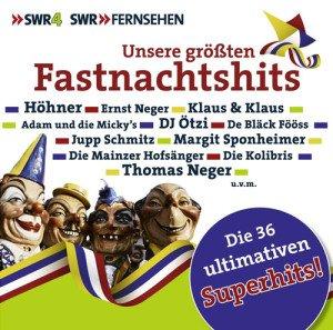 SWR 4 – Unsere größten Fastnachtshits