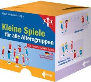 Kleine Spiele für alle Altersgruppen – Die Limpert-Spiele-Kartei