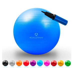 "Gymnastik-Ball ""Pluto"" – Sitzball und Fitnessball"